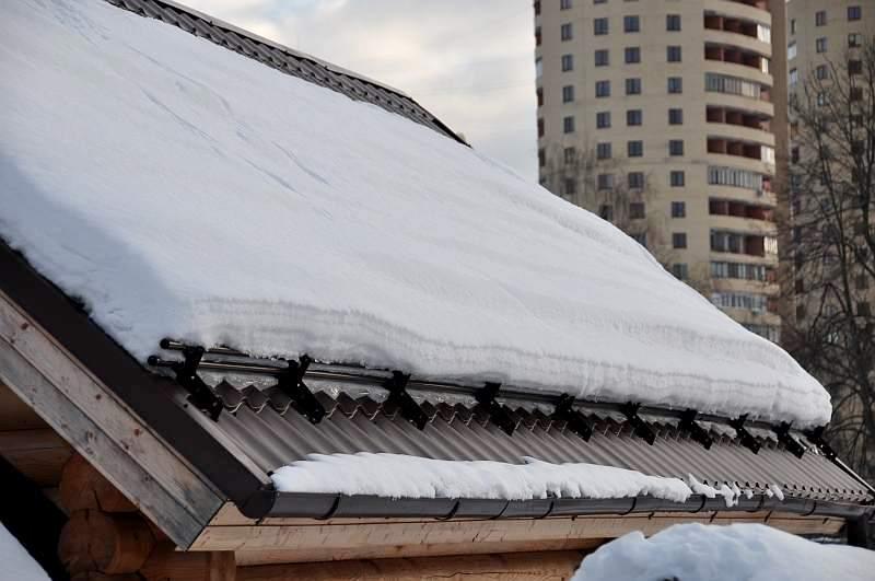 Снегозадержатели на крышу из шифера своими руками фото 71